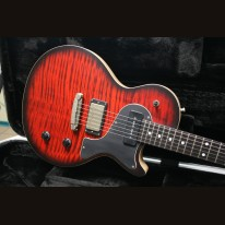 Nik Huber Krautster II Guitars-Shop Custom Exeptional Ruby Red