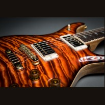 PRS Privat Stock McCarty 594 Baugleich der Guitar of Month Febru