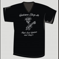 Guitars-Shop T Shirt